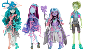 Haunted Monster high awesomeness