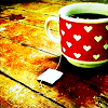Daydreaming photo possibly with a coffee break titled Have yourself a dreamy little winter!