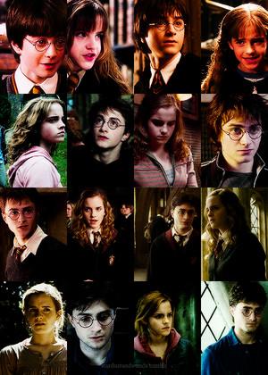 Hermione/Harry ☆