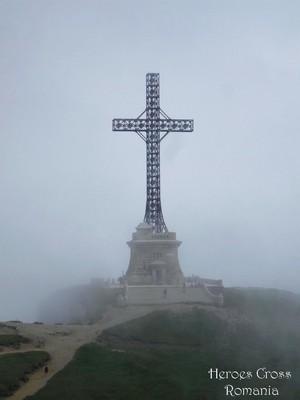 Heroes cross Romania World war I