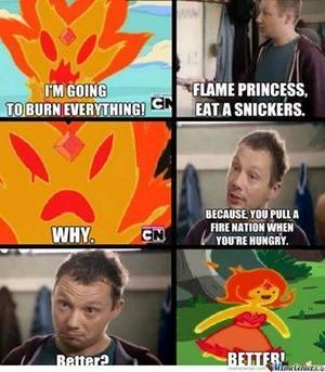 hei flame princess