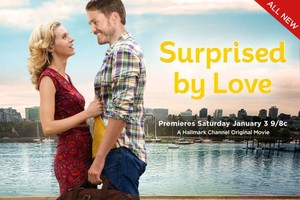 Hilarie burton Surprised por amor