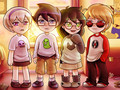 Homestuck: Beta Kids