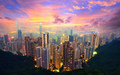 Hong Kong Cityscape - physical-beauty photo