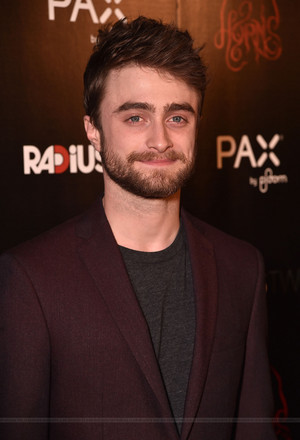 Horns Premiere in Los Angeles (Fb.com/DanieljacobRadcliffeFanClub)