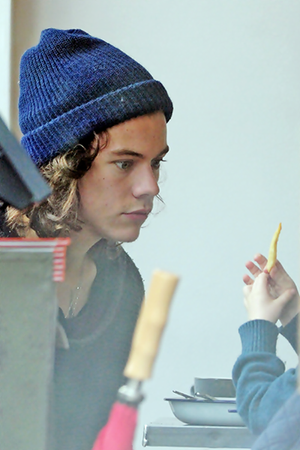 I do the same when i see fries :D