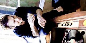 Ian Somerhalder for Butch Hogan (2013)