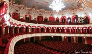 Iasi theatre, Romania