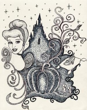 Iconic Cinderella