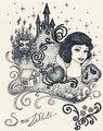 Iconic Snow White - snow-white fan art