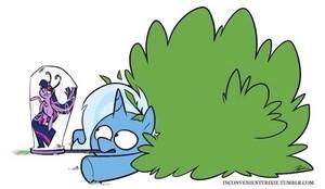 Inconvenient Trixie