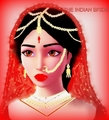 Indian Bride - barbie-movies fan art