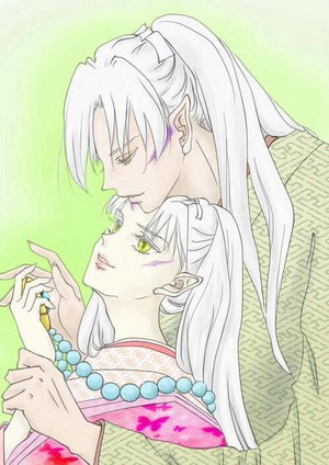 Sesshōmaru's parents
