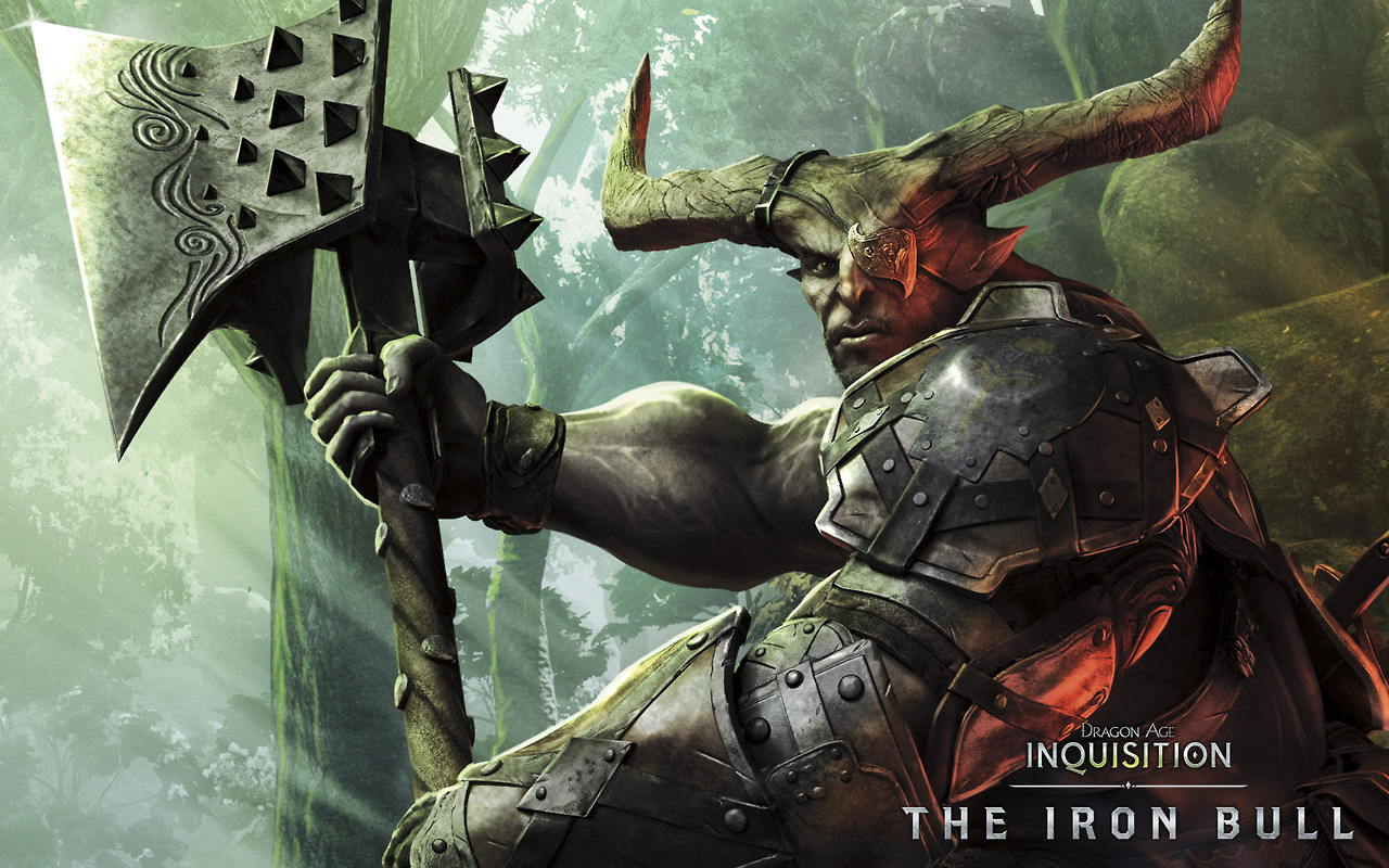 Dragon Age Origins Images Iron Bull