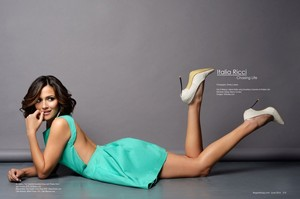 Italia Ricci// Regard magazine June 2014 issue