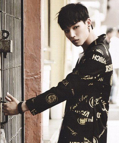 GOT7 wallpaper probably with a holding cell and a penal institution titled JB hottie❤