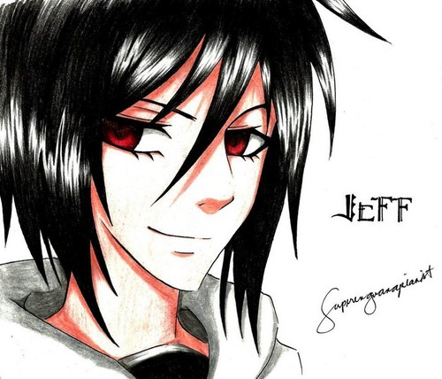 Jeff the killer hình nền possibly containing anime titled JTK black butler