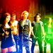 Jace, Clary, Simon, Alec and Isabelle - jace-wayland icon