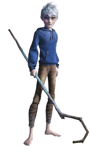 Jack Frost, the Guardian
