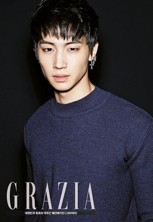 Jaebum hottie~Grazia magazine❤ ❥