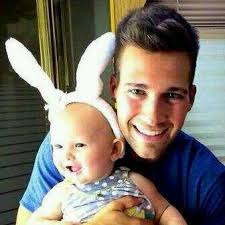 James Maslow with his Emma