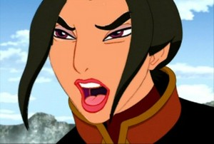 hasmin (Aladdin) as Azula