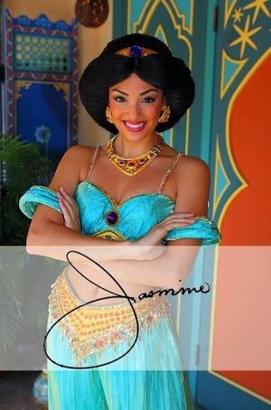 Jasmine Autograph