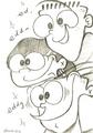 Jawbreakers!!! - ed-edd-and-eddy fan art