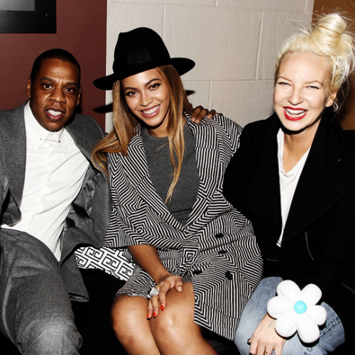 Sia fond d'écran possibly with a business suit entitled geai, jay Z, Beyoncé