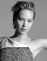 Jennifer Lawrence for Dior - jennifer-lawrence fan art