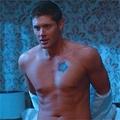Jensen shirtless *__* - jensen-ackles photo