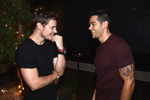Jesse Metcalfe and Josh Henderson | Men's Fitness Event in West Hollywood