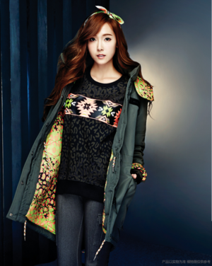 Jessica - Li Ning