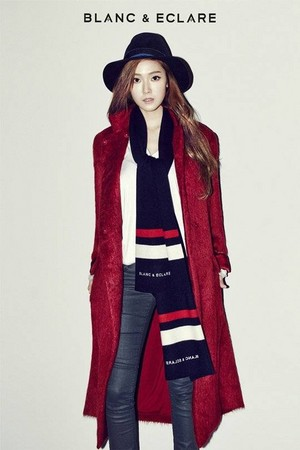 Jessica launches 'BLANC