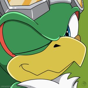 Jet's Wink (Sonic X)