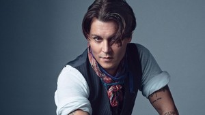 Johnny Depp new photoshoots ❤