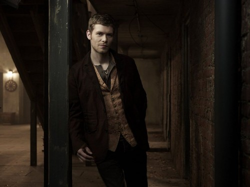 The Originals wallpaper containing a business suit entitled Joseph morgan