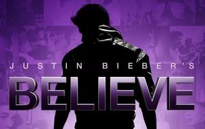 Justin Bieber kertas dinding