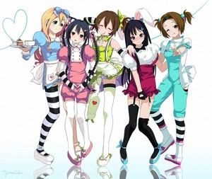K-ON! Pictures!!~