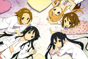 K-ON! pictures!~