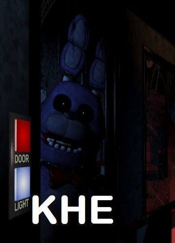 Five Nights at Freddy's پیپر وال entitled KHE!