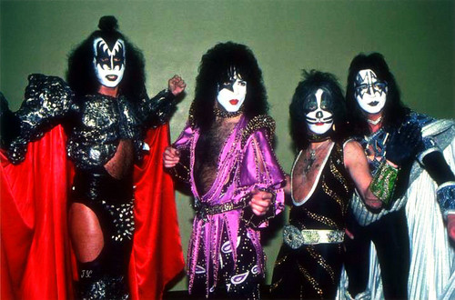 KISS wallpaper entitled KISS 1979