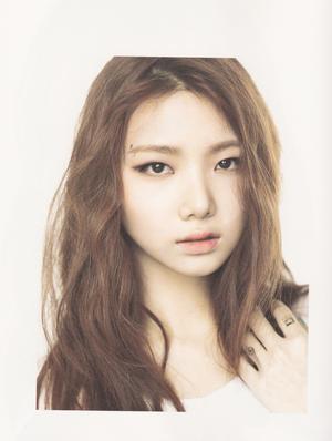 Kaeun - First प्यार