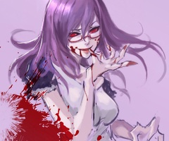 Tokyo Ghoul wallpaper titled Kamishiro Rize