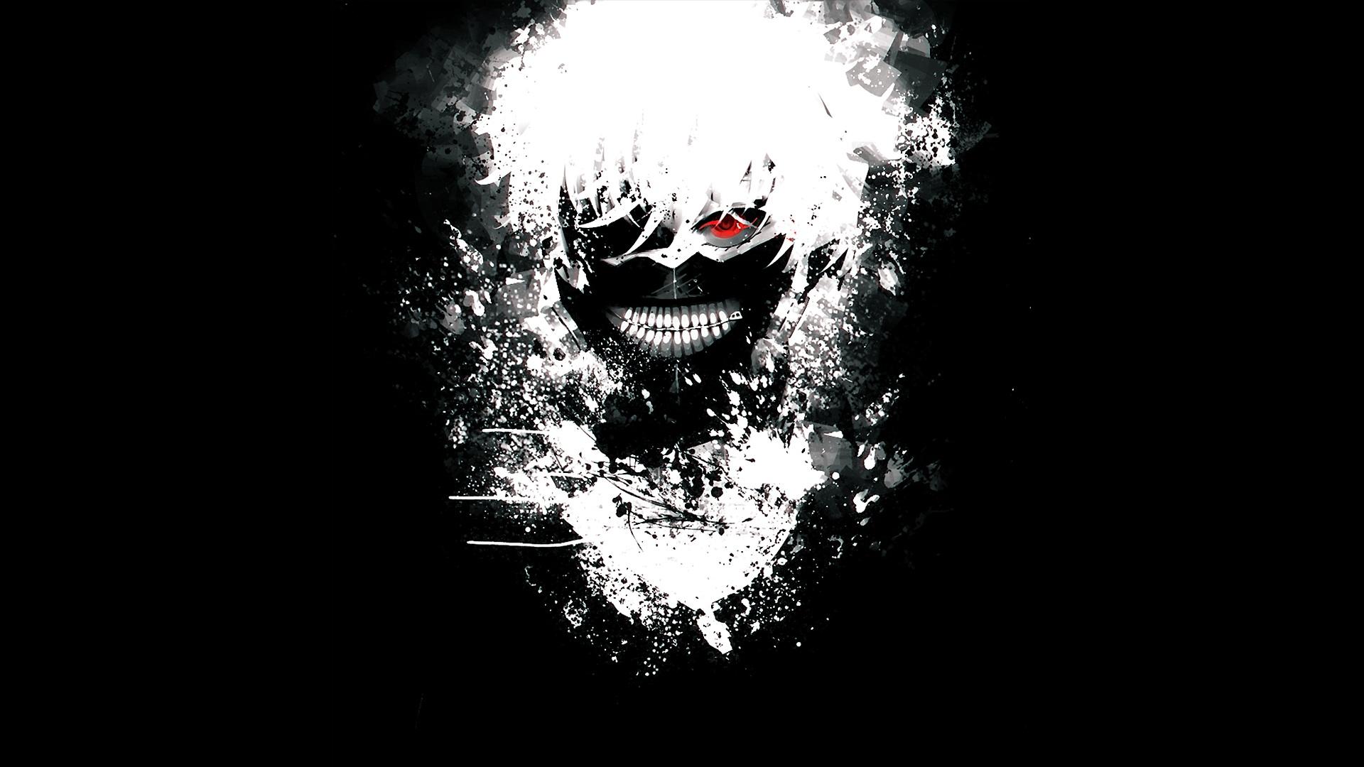 10 Best Badass Desktop Backgrounds 1920x1080 Full Hd 1080p: Tokyo Ghoul Bilder Kaneki Hintergrund HD Hintergrund And