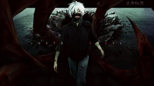 Tokyo Ghoul wallpaper called Kaneki wallpaper