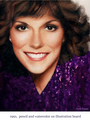 Karen Anne Carpenter (March 2, 1950 – February 4, 1983) - celebrities-who-died-young fan art