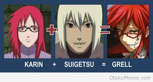 Karin Saigetsu = Grell