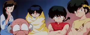 Kasumi, Happosai, Ranma