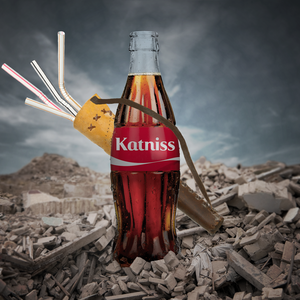 Katniss Bottle